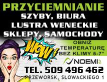 NOEMI Studio Reklamy tel. 509 496 462