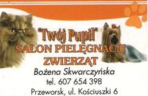 Twój Pupil - Salon Pielęgnacji Zwierząt