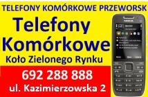 Telefony Komórkowe Przeworsk