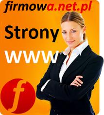 Strony internetowe dla firm