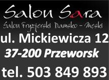 Salon Fryzjerski Sara Przeworsk