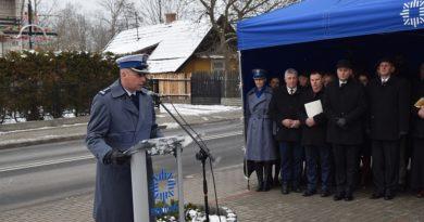 Reaktywacja Posterunku Policji w Tryńczy
