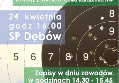Zawody strzeleckie !!!