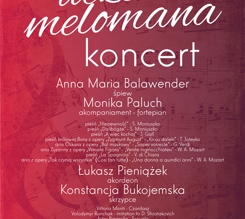 Uczta melomana – koncert