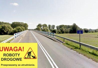 Planowane całkowite zamknięcie ruchu na moście na rzece San w Ubieszynie