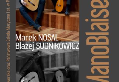 Koncert Mano Blaise Duo – 17.12.2019 Ratusz