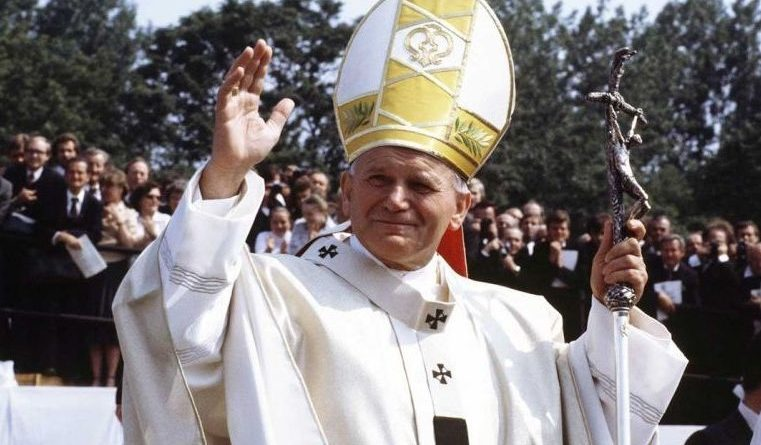 Konkursu wiedzy o Świętym Janie Pawle II