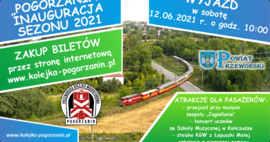 """PKW """"POGÓRZANIN"""" jutro rozpoczyna sezon turystyczny"""