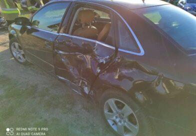 15 latek na motocyklu spowodował wypadek